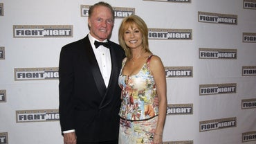 How Long Have Kathy Lee Gifford and Frank Gifford Been Married?