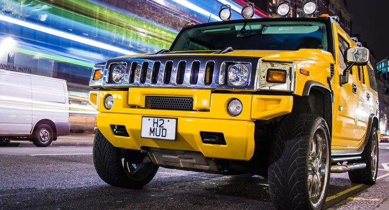 What Are Some Considerations Before Buying a Used Hummer H2?