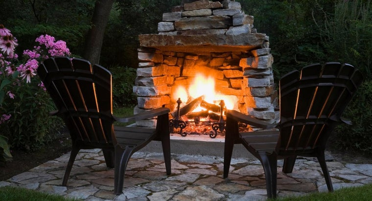 Where Can I Find a Gallery of Stone Fireplaces Online?
