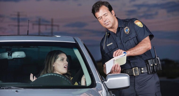 How Does Law Enforcement Check Proof of Vehicle Insurance?
