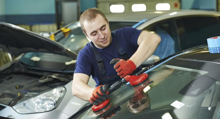 What Is a Typical Cost for Replacement of a Car's Windscreen?