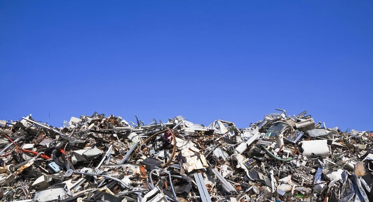 What Are Scrap Yards Used For?