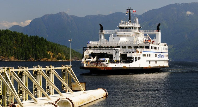 Where Can You Find the Schedules for BC Ferries?