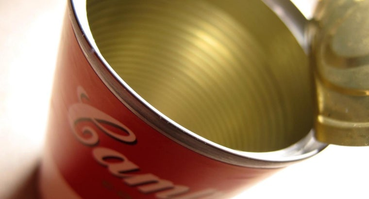 Does Campbell's Soup Contain a High Amount of Sodium?