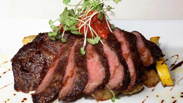 What Is a Recipe for Flat Iron Steak?