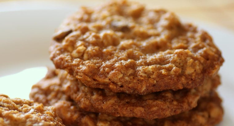 What Is a Good Recipe for Oatmeal Cookies?