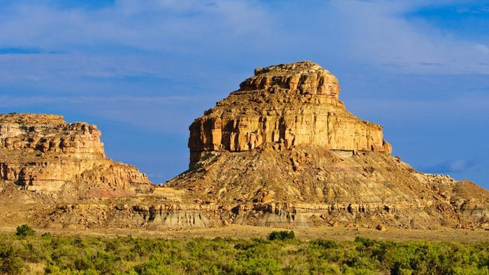 What Can Be Seen at the Chaco Culture National Historical Park?