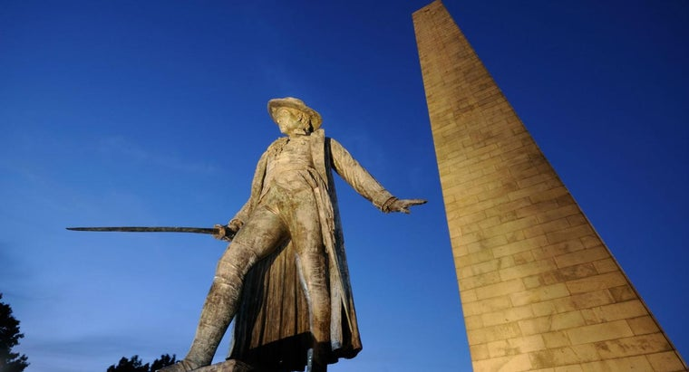 Where Was the Battle of Bunker Hill Located?