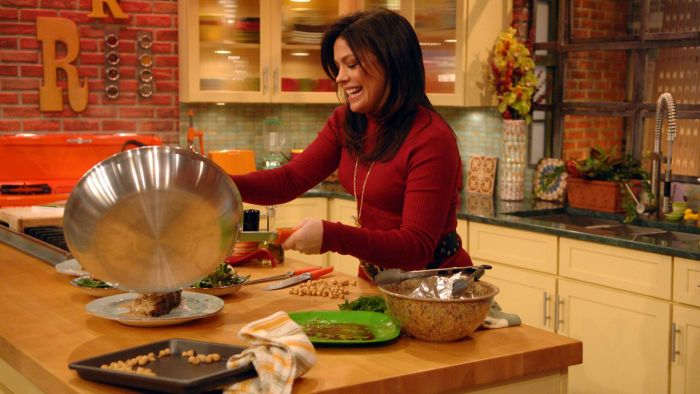 What Is a Zucchini Recipe From Rachael Ray?