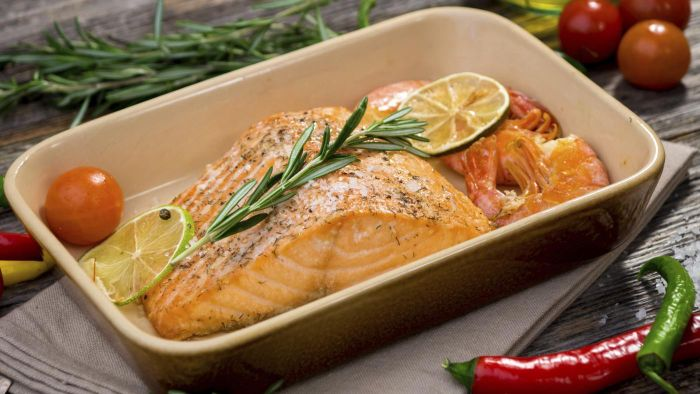 How Do You Cook Salmon Fillets in the Oven?