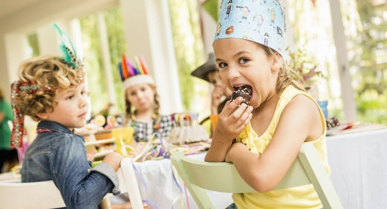 What Are Some Birthday Party Supply Companies?