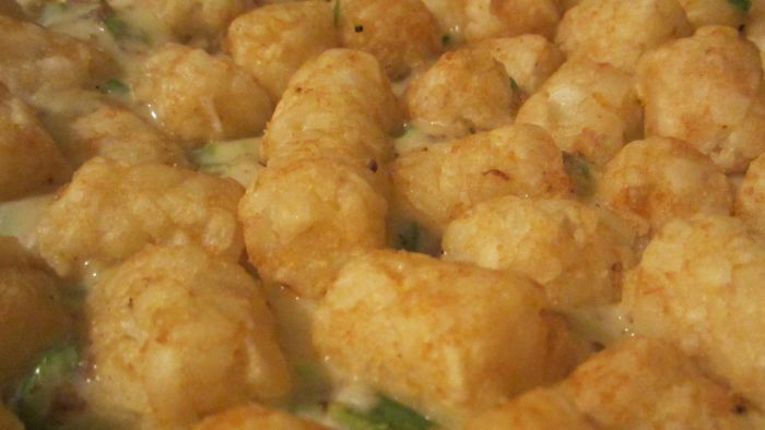 How Do You Make Tater Tot Casserole?