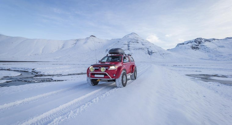 What Are Some Good SUVs for Handling Winter Weather?