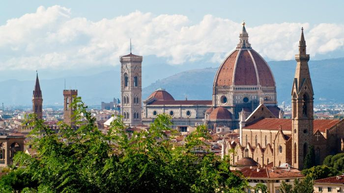 What are some hotels in Florence, Italy?