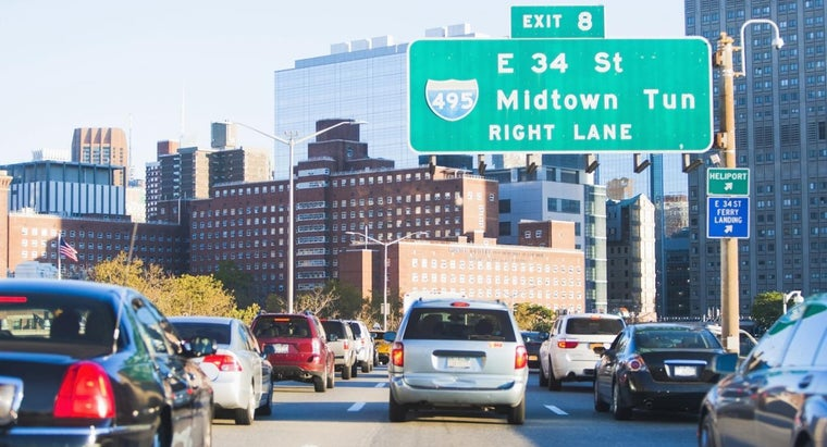 How Do Highway Exit Numbers Work?
