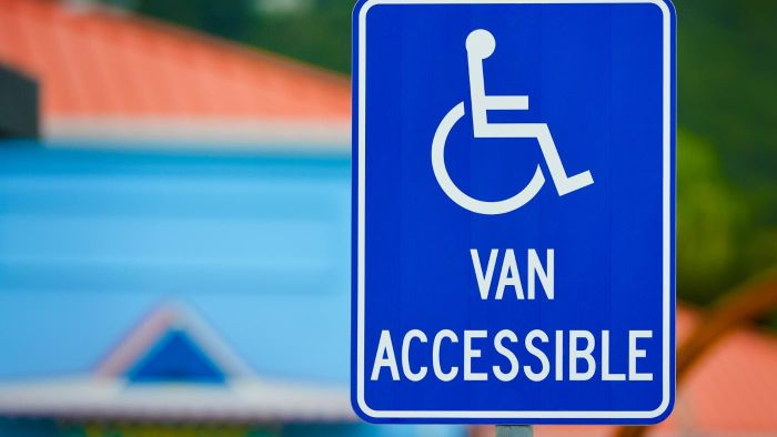 Where can mobility handicap vans be purchased?