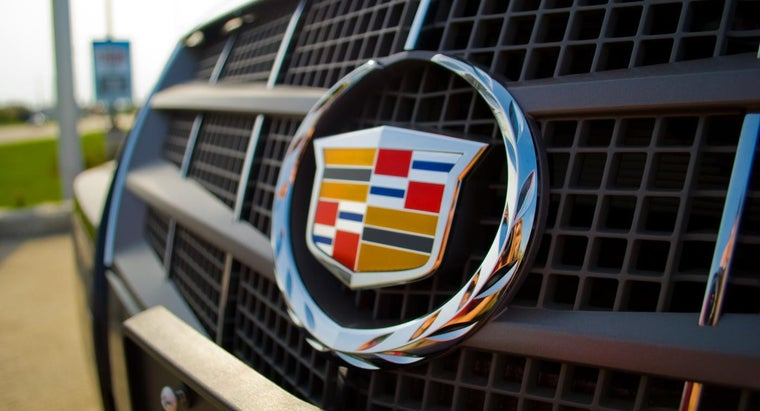 What Information Is Found on the Official Cadillac Website?
