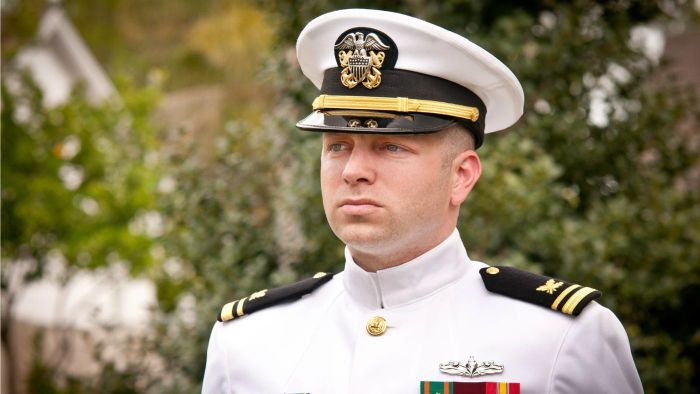 What Is a Navy Rank Structure Chart?