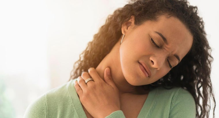 What Are the Most Common Causes for a Stiff Neck?