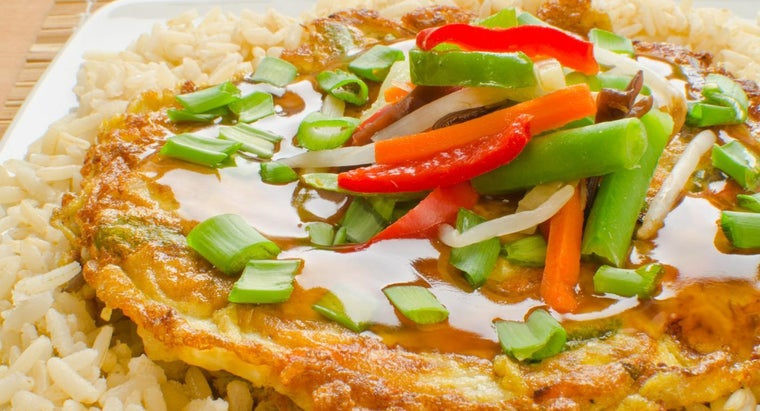 What Are Some Good Egg Foo Young Sauce Recipes?