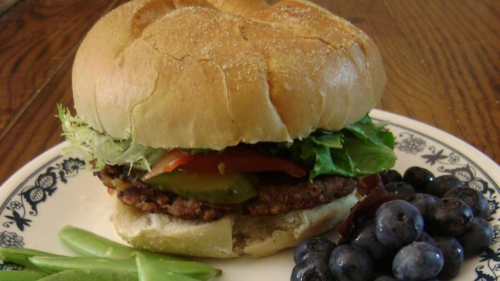 Where Can You Find Vegetarian Black Bean Burger Recipes?
