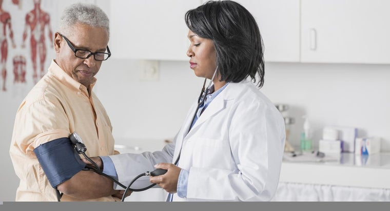 What Do Doctors Consider Good Blood Pressure Numbers?