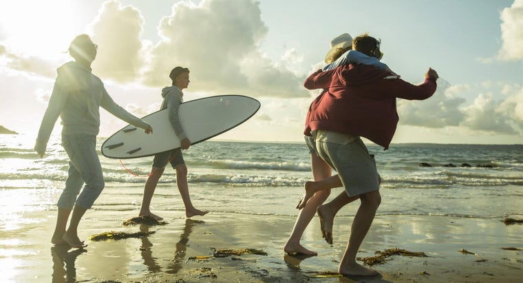 What Are Some Vacation Ideas for Families With Teenagers?