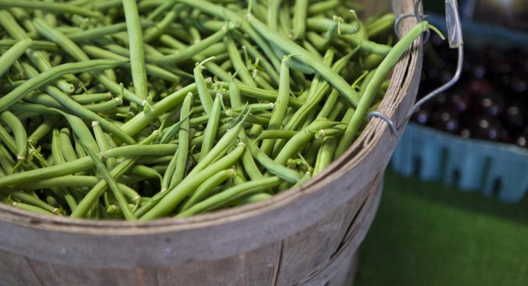 What Are Some Methods for Freezing Green Beans?