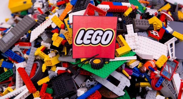 What Are Some Games That Are Available From LEGO?